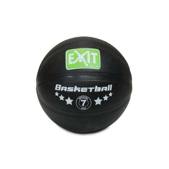 Basketbal maat 7 - zwart - EXIT (46.80.05.00)