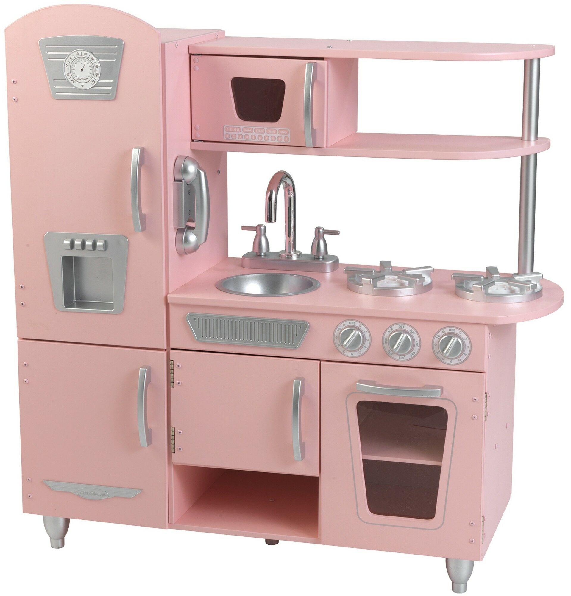 Houten speelgoed keukentje voor uw kinderen. Speelkeuken of ...
