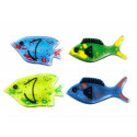 Squidgy Sparkle Fish Jelly Shapes – Set of 4