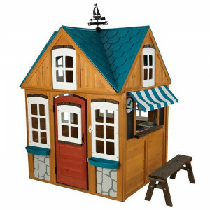 Kidkraft Seaside Cottage Buitenspeelhuis (10025)