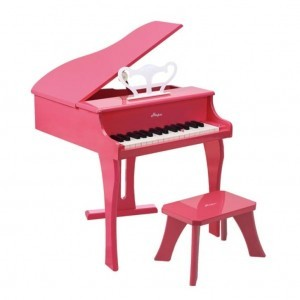 Happy Grand Piano - pink Hape