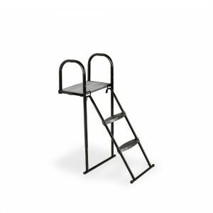 Exit Trampoline Platform Met Ladder Voor Framehoogte Van 80-95cm