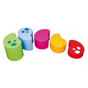 Soft Play Blokken, Set Van 5