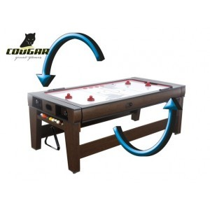 Reverso Pool- en Airhockeytafel - Cougar (A040.006.00)