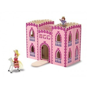Draagbaar Prinsessenkasteel - Melissa & Doug (13708)