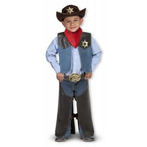 Verkleed kleren Cowboy - Melissa & Doug (14273)