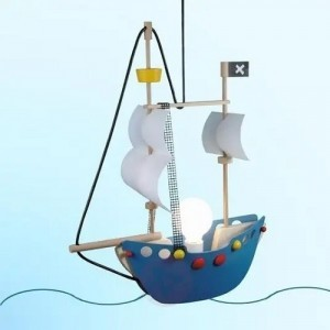 Hanglamp Piratenschip