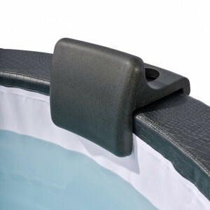 Exit Head Rest And Cup Holder Set For The Leather Premium Spa 290671