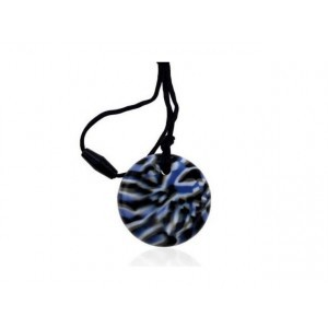 Chewigem Bijt-Ketting Button Bright