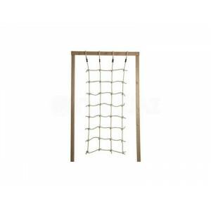 Klimnet  - 1500 X 2000 mm - Zijkanten Met Open Lussen (exclusief frame)