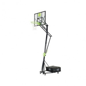 Exit Galaxy Basketbalbord - Groen/Zwart