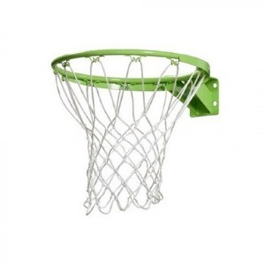 Exit Basketbalring met Net - Groen