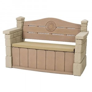 Outdoor Storage Bench - Step 2 (5433KR)
