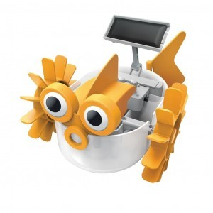 Bouw je eigen Aqua Robot