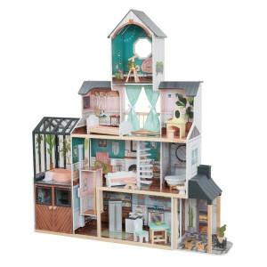 Celeste Mansion Dollhouse Met Ez Kraft Assembly