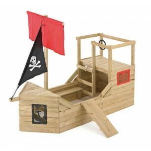 Pirate Galleon Speelhuis