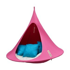 2-persoons Hangende tent (Fuchsia) - Cacoon (DF002)