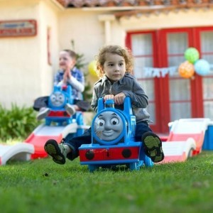 Thomas The Tank Engine Up & Down Achtbaan - Step 2 (736600)