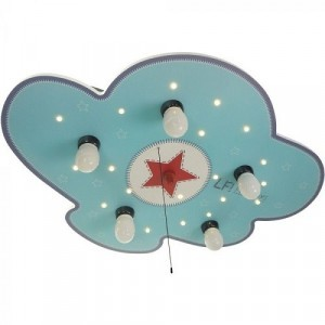 Plafondlamp Wolk Lief for Boys