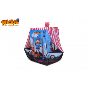 Speeltent Vikingschip Wickie