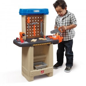 Handy Helper's Workbench - Step 2 (836800)