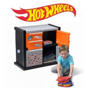 Hot Wheels ™ Raceauto Kast - Step2 (858399)