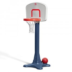 Shootin' Hoops Junior 42 Inch Basketball Set - Step 2 (865600)