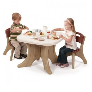 New Traditions Tafel & Stoelen Set - Step2 (896800)