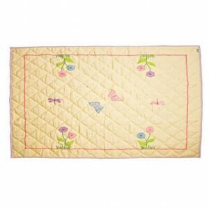 Butterfly Cottage Floor Quilt (Klein) - Win Green (1303)
