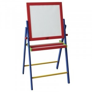 Sunny Multi Color Easel - Buiten Speelgoed (C053.001.00)