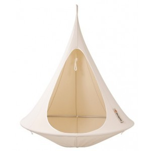 Hangende tent Cacoon Natural White 1 persoon