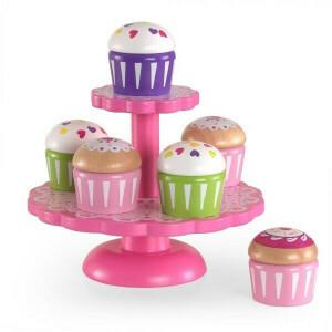 Cupcake Set met standaard - Kidkraft (63172)