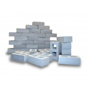 Building Breeze Blocks - Levensgrote 20-delige Set