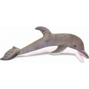 Grote pluche dolfijn Calypso - Melissa & Doug (12123)