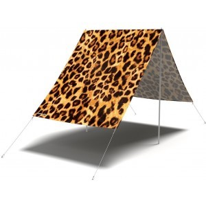 Don't be a Leopard - Sunshade