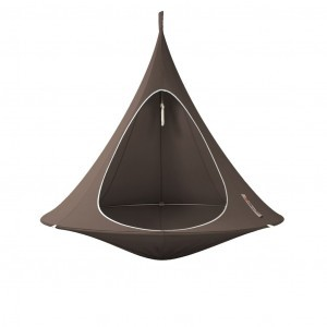 2-persoons Hangende Tent (Taupe) - Cacoon