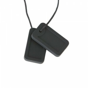 Chewigem Dog Tag Zwart