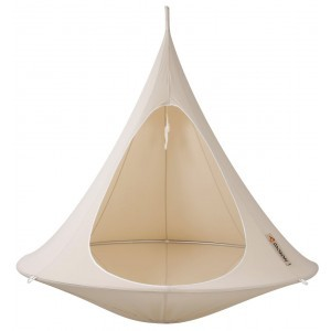 Hangende tent Cacoon Natural White 2 personen