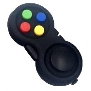 Fidget Pad Multi Color (set van 3)