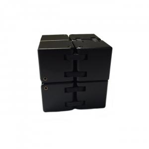 Infinity Cube Edc Accessory - Zwart
