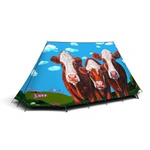 Glastocows Tent
