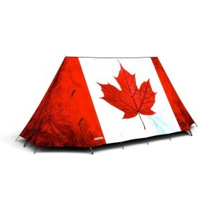 Maple Leaf Tent