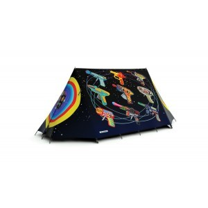 Space Invaders Tent