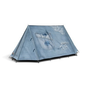 Double Denim Tent