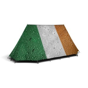Flag of Ireland Tent