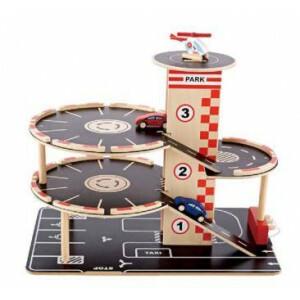 Park & Go Garage van Hape Toys