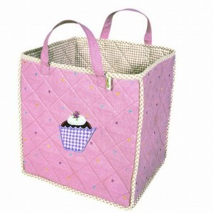 Gingerbread Cottage Toy Bag - Win Green (1407)