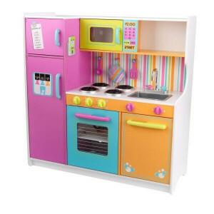 Grote Vrolijke Luxe Keuken - Kidkraft (53100)