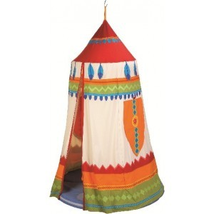 Haba hanging tent American Indian