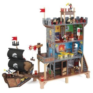 Houten Piratengrot Speelset - Kidkraft (63284)